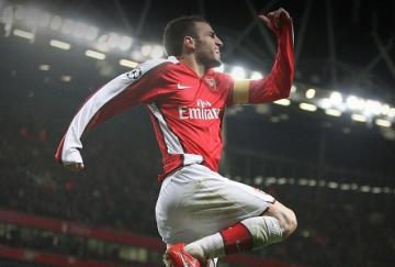Fàbregas podría vivir sus últimas horas en el Arsenal