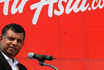 Tony Fernandes tiene un difícil reto por delante