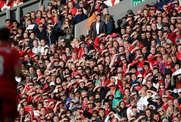 Gerrard jugó su último partido en Anfield