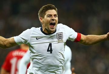 Steven Gerrard sentenció el partido