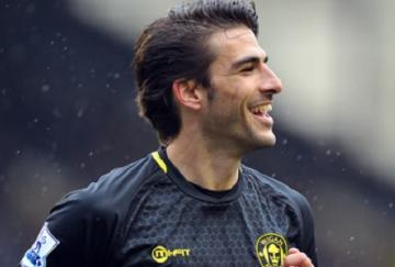 Jordi Gómez visitará Wembley por primera vez este sábado