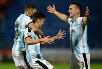 El Huddersfield goleó al Charlton Athletic