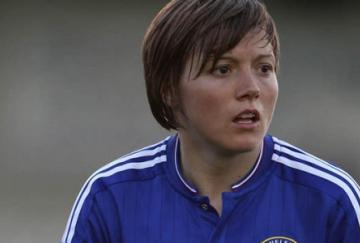 Fran Kirby anotó un doblete ante el Chelsea