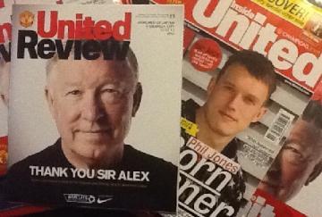 Programa especial de la despedida de Sir Alex Ferguson