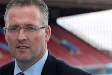 Paul Lambert llegó a mitad de temporada al Blackburn