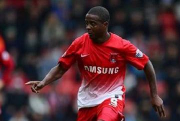 Kevin Lisbie es una de las piezas clave del Leyton Orient