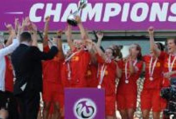 Liverpool se proclamó campeón