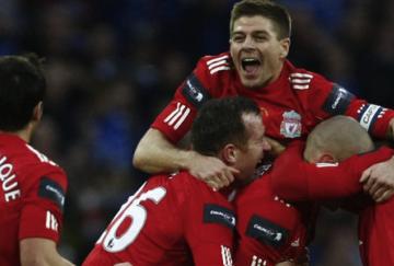 El Liverpool ganó su primer título desde 2006