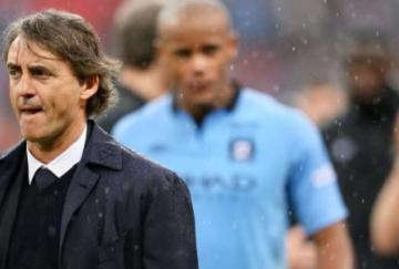 Roberto Mancini ya no es técnico del Manchester City
