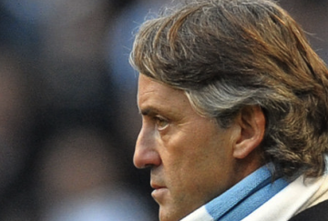 Mancini afirmó que deseaba jugar la Europa League