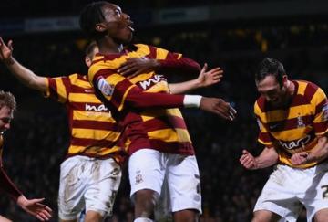 El Bradford está a un paso de hacer historia