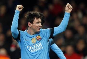 Leo Messi marcó finalmente a Petr Cech