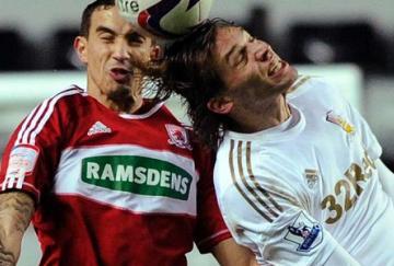 Michu no marcó pero el Swansea ya está en semifinales