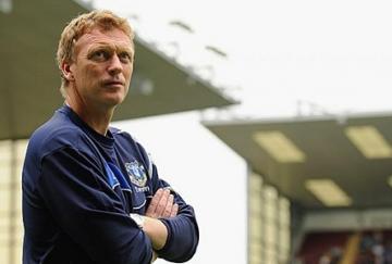 David Moyes se sentará en el banquillo de Old Trafford