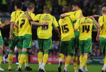 Primera victoria del Norwich en su estadio
