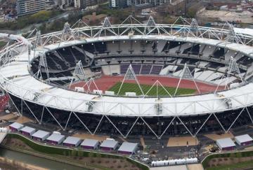 El Estadio Olímpico de Londres será el nuevo hogar del West Ham