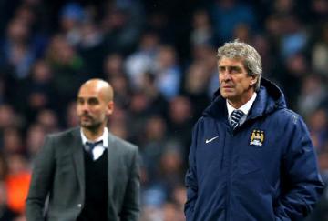 Josep Guardiola sustituirá a Manuel Pellegrini en el Manchester City