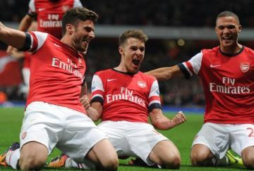 El Arsenal visita Stamford Bridge