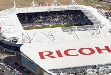 El Ricoh Arena de Coventry