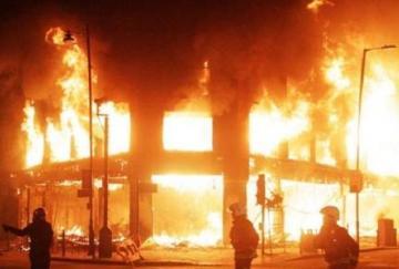 Los disturbios en Londres afectarán al fútbol