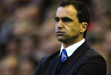 Roberto Martínez podría llevar al Everton a la Champions League