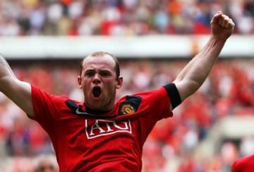 Rooney abrió el marcador a los 52 segundos