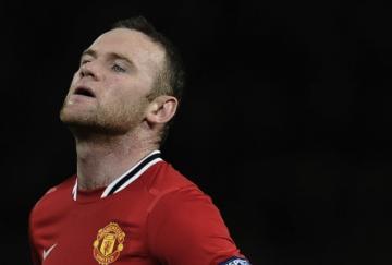 Rooney, al igual que sus compañeros, no hizo un buen partido en San Mamés