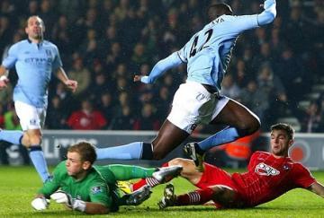 El City se dejó media liga en Southampton