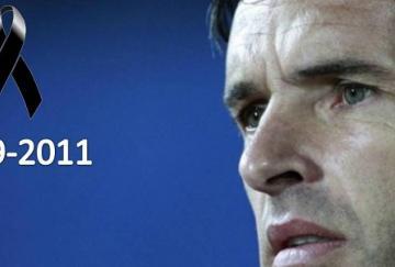 Varios clubes rendirán tributo a Gary Speed en los próximos días