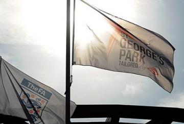 Este martes se inauguró St George's Park