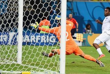 Daniel Sturridge marcó el 1-1