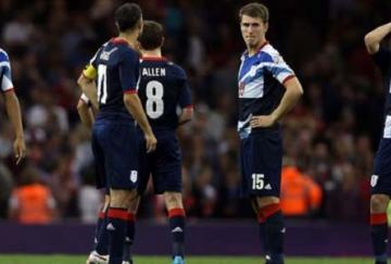 Decepción británica tras la derrota