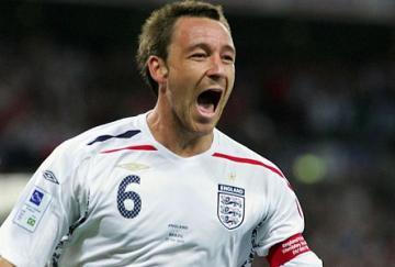 Terry no llevará el brazalete de capitán durante la Euro de este verano
