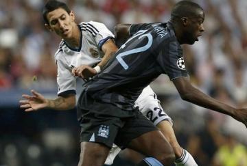 Yaya Touré perdió la ocasión de sentenciar el encuentro con 0-1