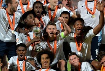 Inglaterra, campeona de Europa sub-17