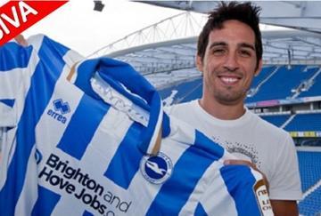 Vicente Rodríguez se ha convertido en el fichaje estrella del Brighton