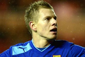 Matej Vydra volvió a marcar y suma 20 goles en liga