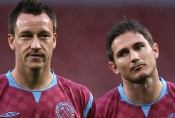 John Terry, Frank Lampard, Joe Cole o Rio Ferdinand se formaron en el West Ham