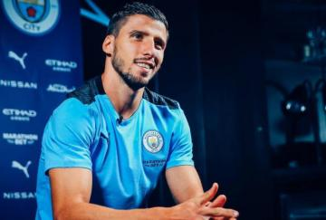 Rúben Dias, el nuevo defensa del Manchester City