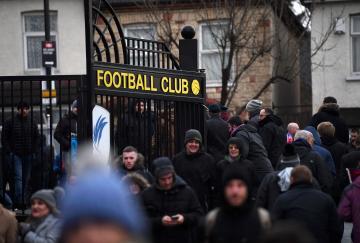 Un fin de semana de FA Cup en Inglaterra