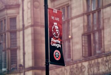 La celebración del ascenso del Sheffield United