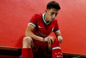 Tsimikas. / Liverpool FC