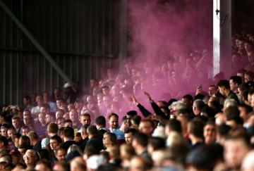 Aficionados West Ham pretemporada 2019