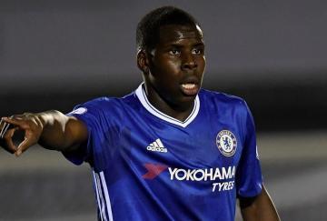 Kurt Zouma. / Chelsea FC