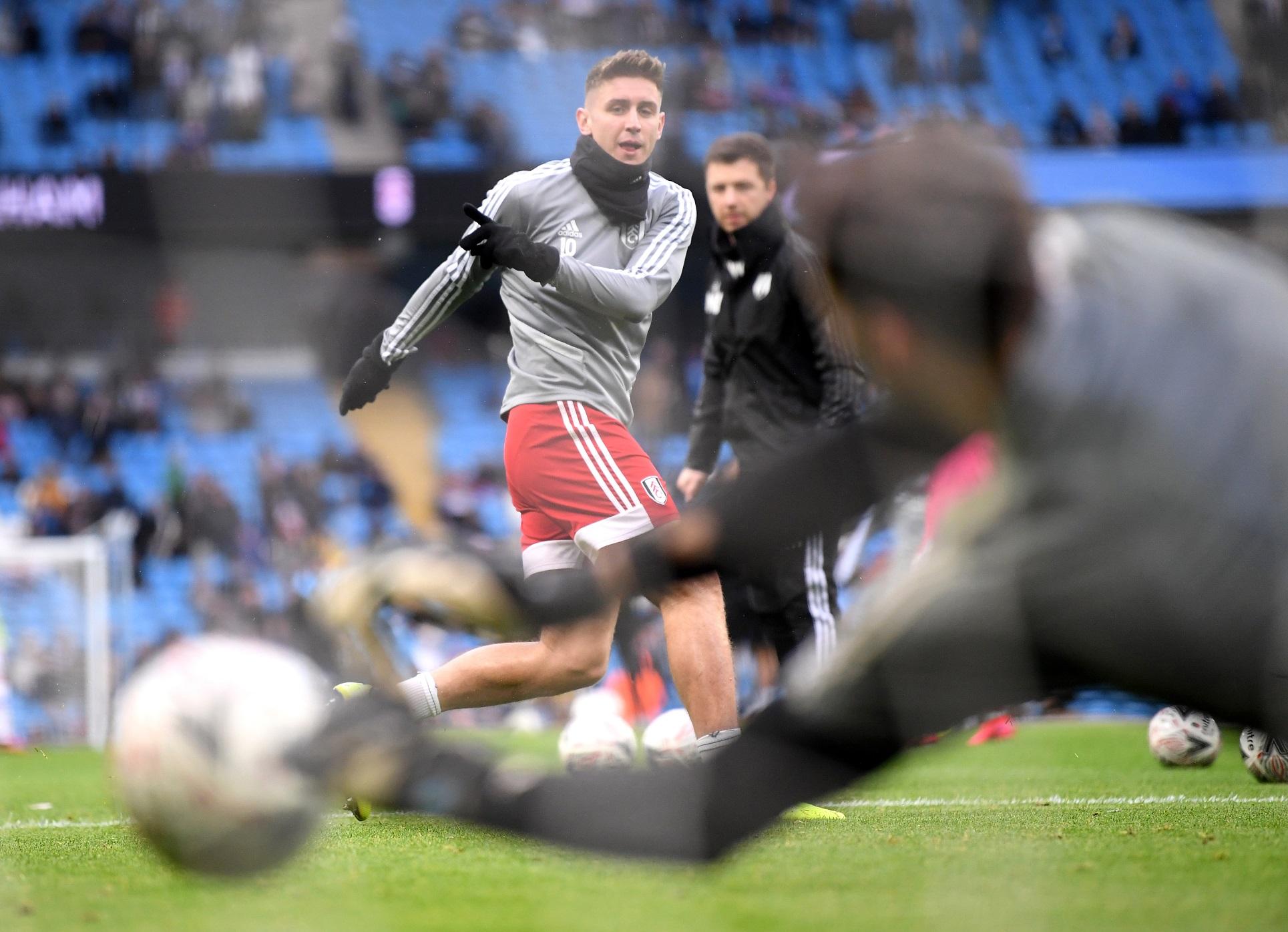 Tom Cairney está volviendo a ser su mejor yo en el Fulham