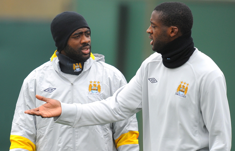 Los Touré son una buena muestra del poso africano en la Premier League. / Manchester City