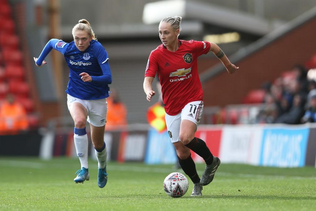 El United ganó al Everton en la lucha por la cuarta plaza. / Getty Images