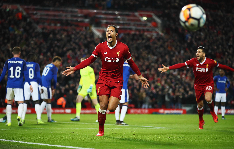 Virgil van Dijk ya tiene su efecto en Anfield
