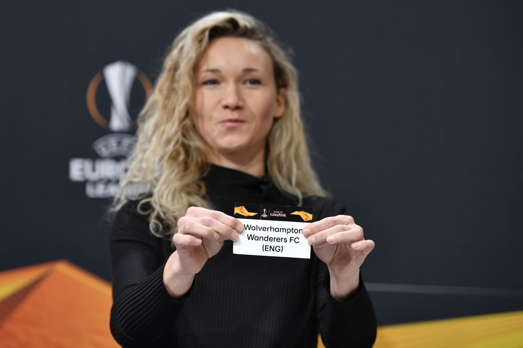 Los Wolves se enfrentarán al Espanyol en la primera eliminatoria de Europa League tras superar la fase de grupos. / Getty Images